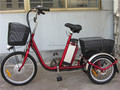 20 ' 3 wheels Electric Bike / Tricycle with Lithium battery