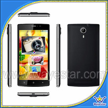 OEM Phablet 5.5 inch Quad Core MTK6582 Cell Phone 1G Ram 8G Rom 3G WCDMA 850/2100