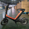 CE certificate OEM intelligent portable folding city electric mobility scooter bike/e-bike