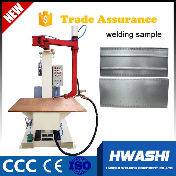 Hwashi Sheet Plate Automatic Crank Arm Projection /Spot Welding Machine