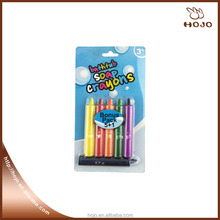 bathtub soap crayons children drawing color set