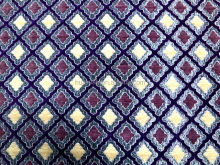 Polyester purple color jacquard chenille upholstery fabric germany