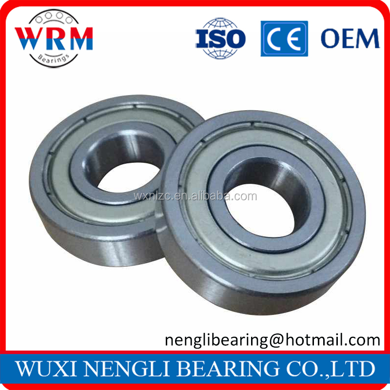 Stainless Steel Diskette Drive Mini Deep Groove Ball Bearing 605ZZ