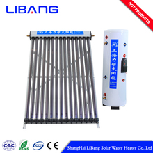 Long lifetime solar heat pipe water heater brand names