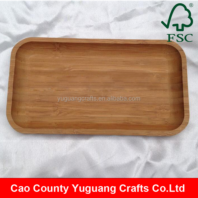 Yuguang Crafts High Quality Bamboo Serving Tray