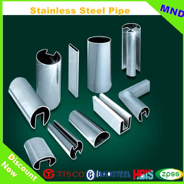 AISI building materials 430 stainless steel seamless tube / pipe in alibaba website