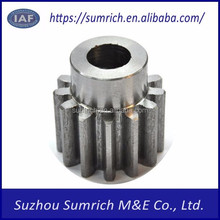 Customized high precision OEM CNC stainless steel transmission gear