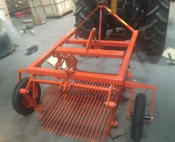 Tractor Potato Digger, Tractor Potato Harvester, 3Point
