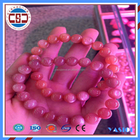 High quality natural round Sunstone beads for semi precious stone fashion jewelry