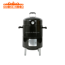 Iron Window Grill Smoker Charcoal Bbq Grill