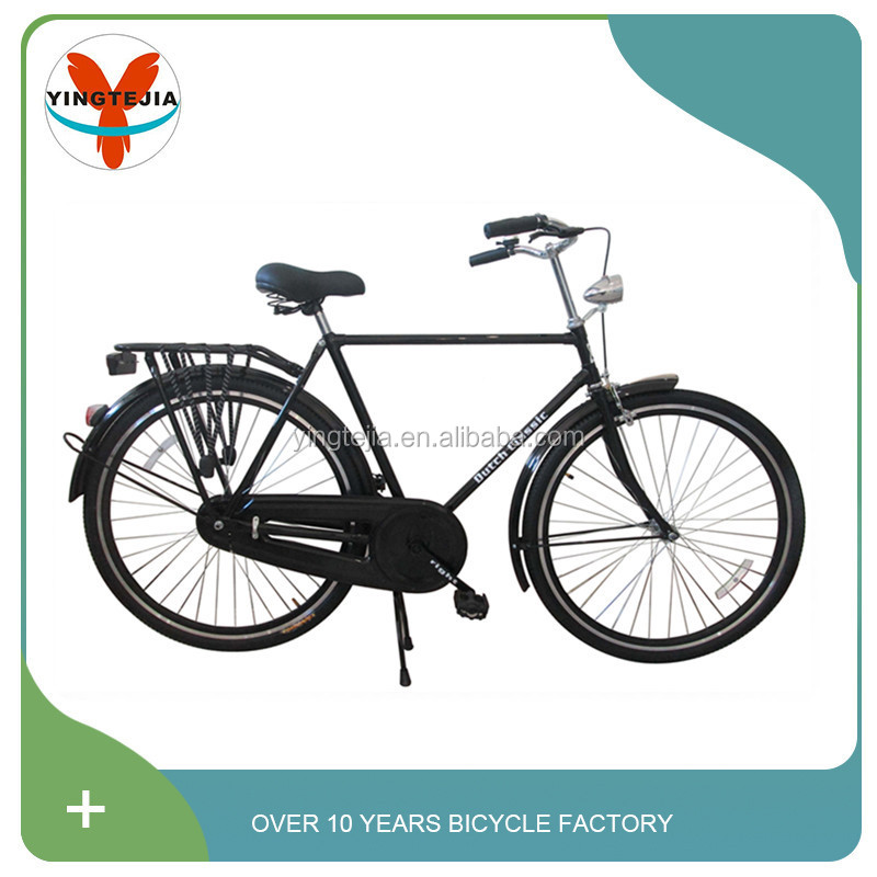 Utility Bike Type and 28 inch Wheel Size men's single speed dutch bike with coaster brake