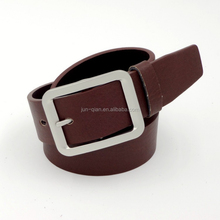 3 inch color change leather watch belt men 2017