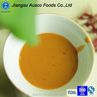 Ausco 2016 hot selling new flavour american sweet chili dressing salad sauce manufacturer