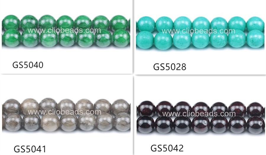 Blue Frosted Round Shell Pearls Beads String Wholesale