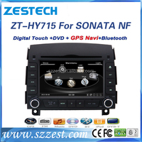 For hyundai sonata nf car dvd gps 7 generation 2006 2007 2008 car parts double din car stereo
