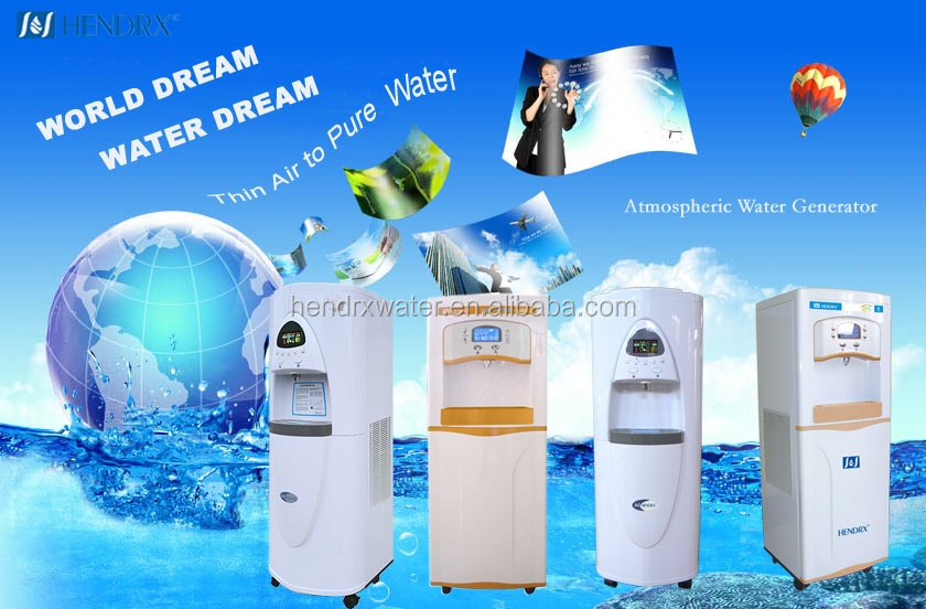 popular home use air water dispenser cold& hot-88H