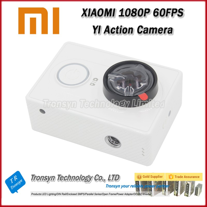 Hot Sael New Original 16MP WIFI Bluetooth 4.0 International Verison 1080P XiaoYI Action Camera