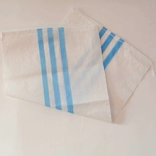 Agriculture and industrial use UV Resistive white pp woven grain bag