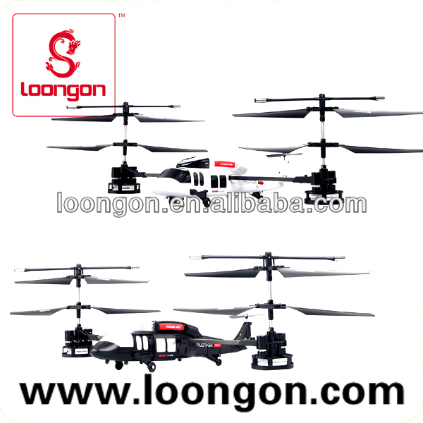 Loongon 2.4G 4-WAY R/C STUNT PLANE W/H GYRO propel rc helicopter parts