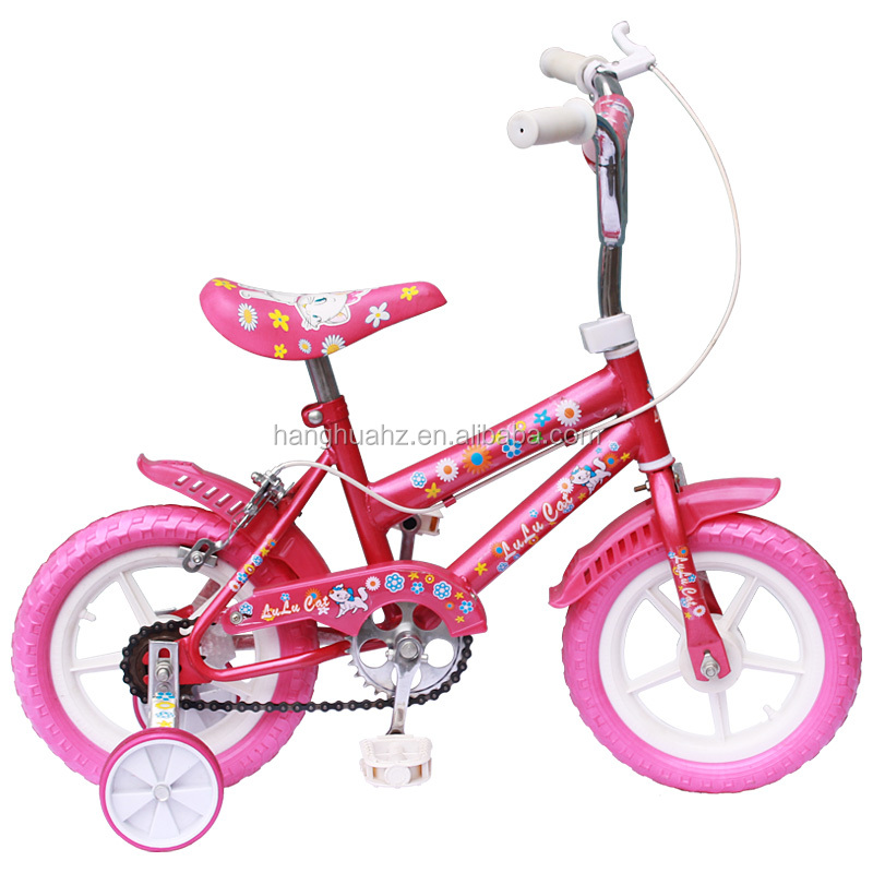 12inch EVA tire kid bmx bike for girl