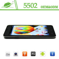 New Product 5.5 Inch IPS 512M 4G Back Camera 8.0MP Wifi Bluetooth Cheapest MTK6582 Quad Core 3G Dual Sim smartphone price in tha