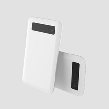 DC192 5000mAh touch switch portable power bank battery charger new technology for mobile phone