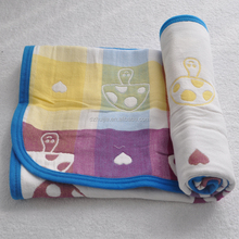 75cm*75cm baby cotton blanket