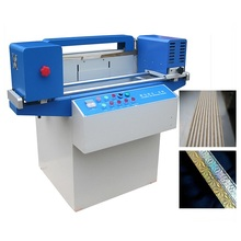 Photobook Album Edge Polishing and Hot Stamping Machine