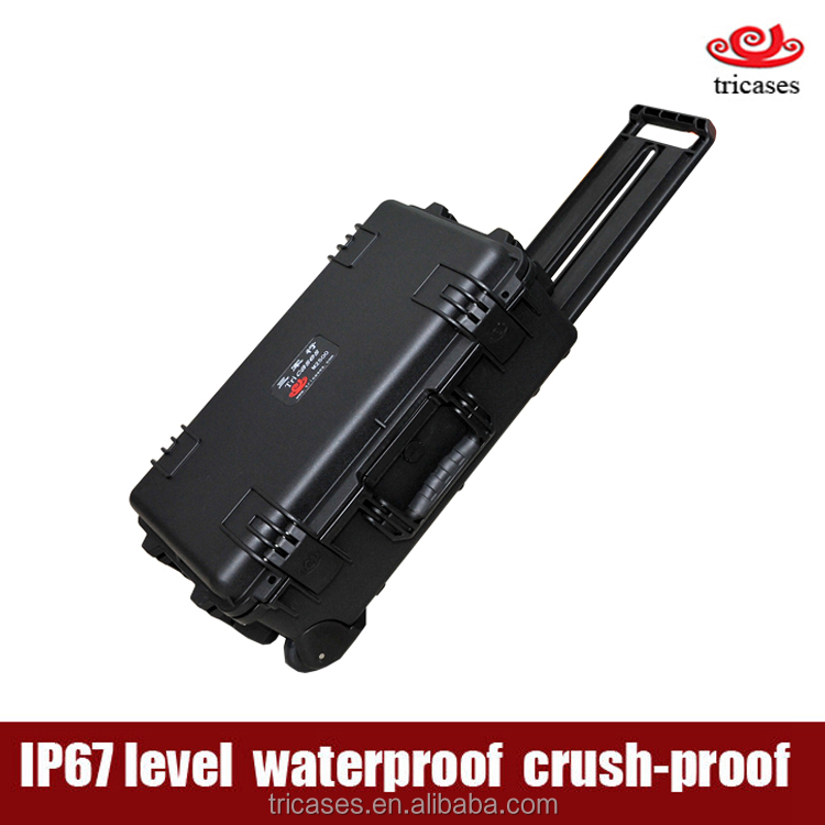 Hot Sell Shockproof Waterproof IP67 M2500 <strong>Hard</strong> Plastic Pelic 1510 Instruments <strong>Case</strong>