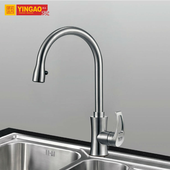 Fashionable Brass Material Upc Kitchen Faucet Nsf Kitchen Faucet
