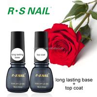 RS nail no wipe off Top Coat