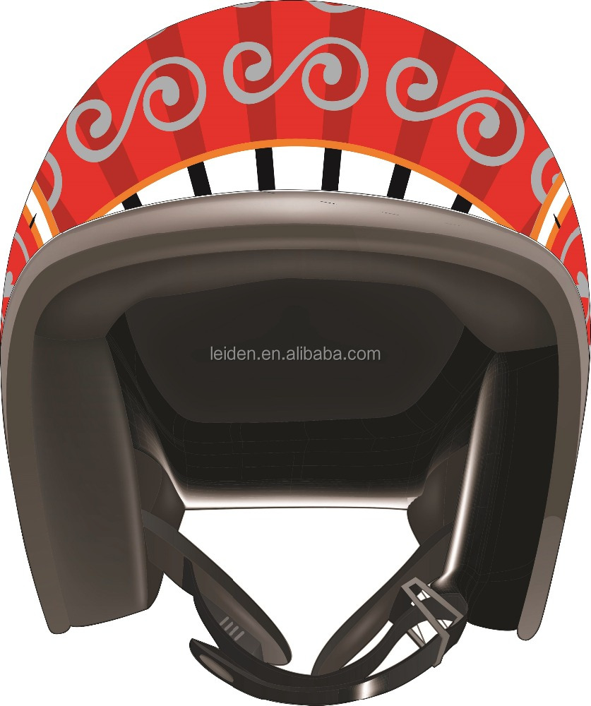 motorcycle helmet unique design open face helmet motor helmet 8658 mask
