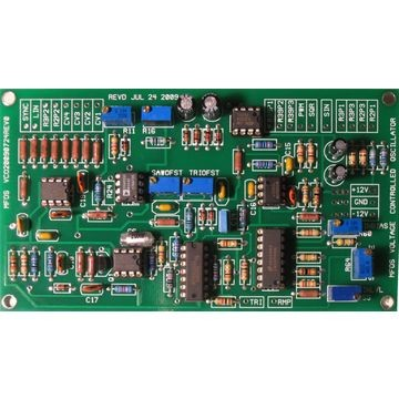 Customized PCB circuit board assembly for Solar home light system