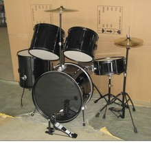 Hot Sales 5-PC Plastic PVC Acoustic Drum Set