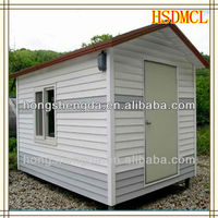 China stainless steel structure prefab house/container house/portable toilet