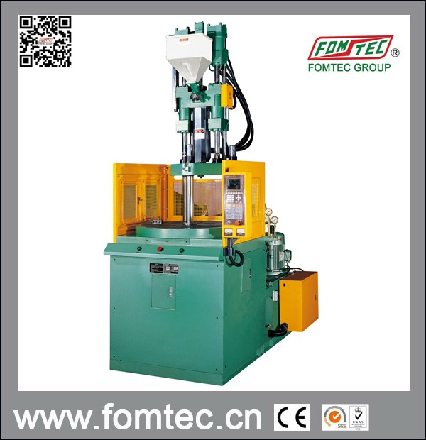 High Quality Rotary Table Plastic Injection Moulding Machine(60TON)