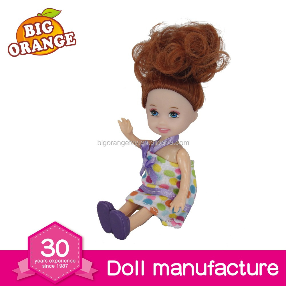 2016 New Small Wholesale Cheap Doll Toys With Good Quality