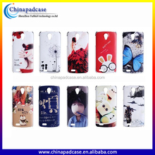 OEM Cartoon Drawing printing pc case for Lenovo S820/Unique gift Custom printing case for Lenovo S820