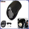 BJ-HGC-005 Front Headlight Fairing Cover Cowl Fork Mount Visor Grill Mask for Harley Sportster XL FX 883