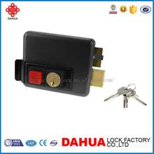 CE CERTIFICATION ELECTRIC RIM LOCK FIXED CYLINDER DOOR LOCK ELEC-7