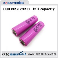 18650 Samsung sdi battery INR18650-30Q 3000mAh Li-ion High Power Rechargeable battery Cell discharge 20A E- cigarette