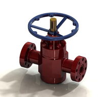 Manual Non-Rising Stem Gate Valve