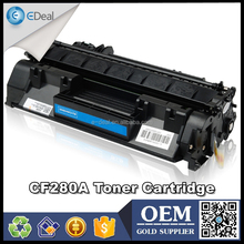 CF280A empty refill printer toner for HP Laser M401D M401DN toner cartridge without powder
