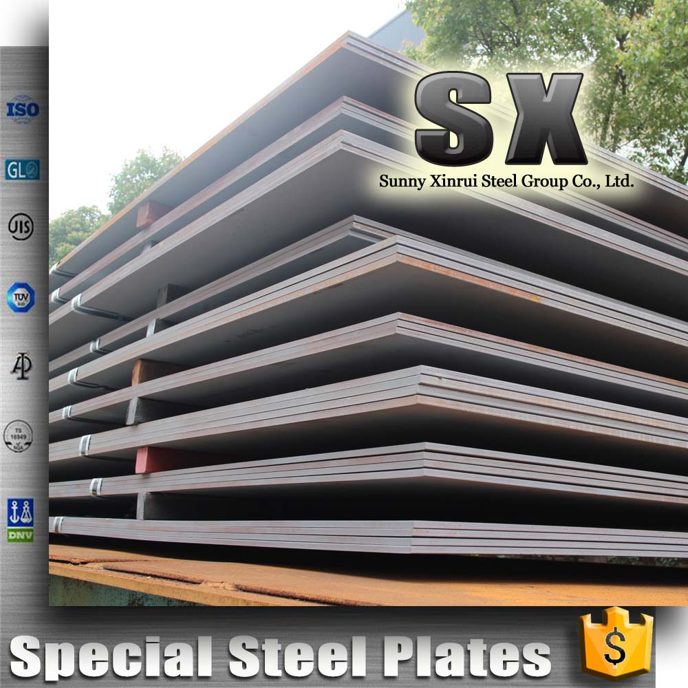 high strength wear resistant alloy steel plate NM360