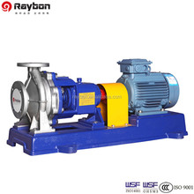 Liquid Axial End Suction Industrial Water Open Impeller Pumps Centrifugal