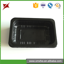 Professional design food disposable plastic blister pp fruit tray