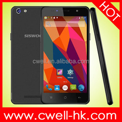 SISWOO C50 Dual Band WIFI 4g itel mobile phones Quad Core GPS Android 5.0 IR Function general mobile 4g
