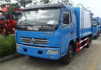 Dongfeng mini compressed garbage truck