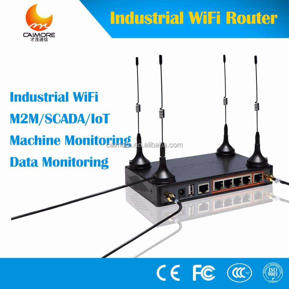 M2M IOT industrial UMTS Router 3G gprs wifi For Remote ATM Network Monitoring System