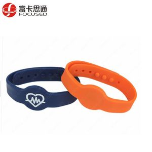 Hot Sale Promotional Waterproof Smart RFID Wrist Watch